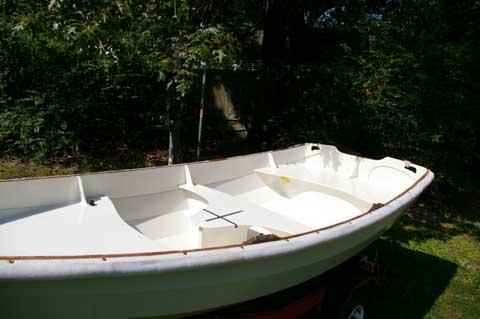 Passagemaker Pram, 2011 sailboat