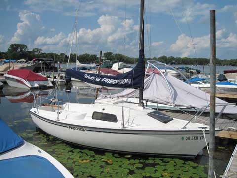 Precision 18, 1987 sailboat