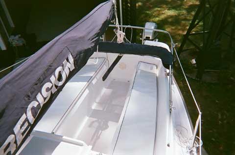 Precision 18, 2007, Rock Hill, South Carolina, sailboat ...