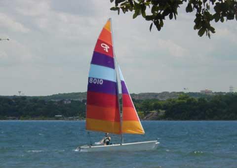 Prindle 16 Catamaran, 1983 sailboat