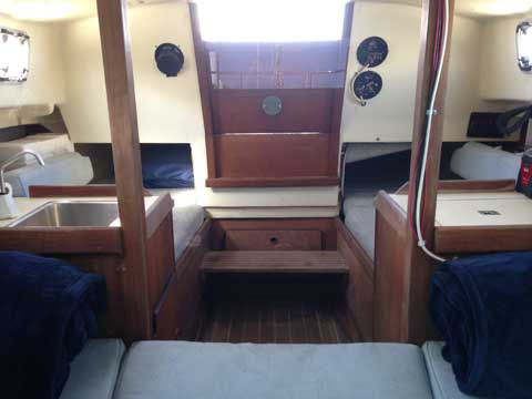 Quickstep 24, 1989 sailboat