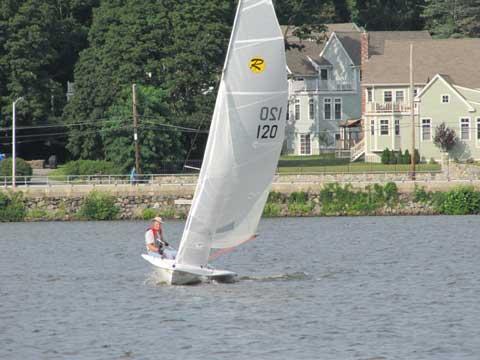 Raider II, 2013 sailboat