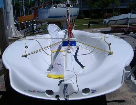 Raider 16, 2013 sailboat