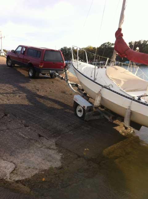 Ranger 20, 1975 sailboat