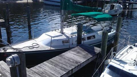 Ranger 26, 1971 sailboat