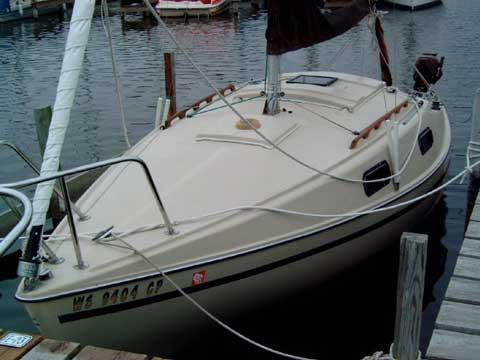 RK-20, 1980 sailboat