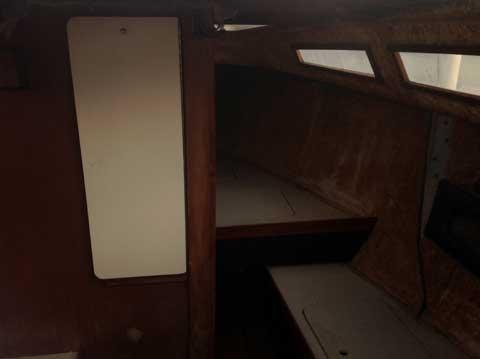 S2 7.3 (24'), 1984 sailboat