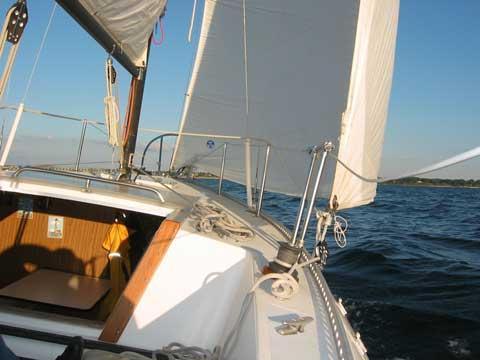 S2 6.8, 1976 sailboat