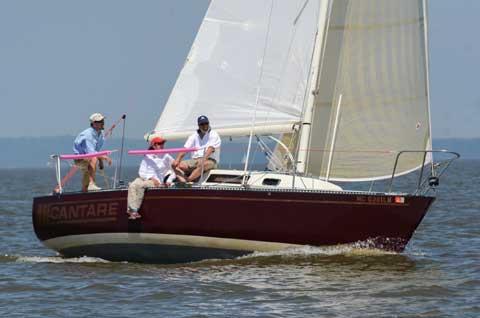 S2-7.9, 1983 sailboat