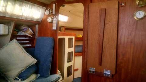 S2 8.6, 28 ft., 1983 sailboat