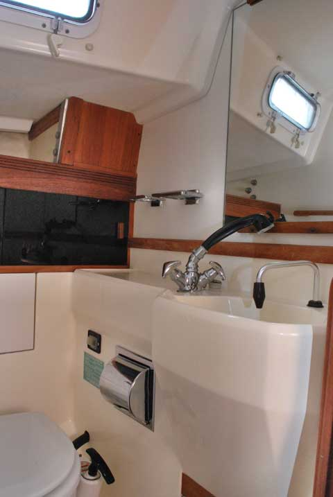 Sabre 30102 sailboat