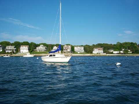 Sandpiper 565, 1979 sailboat
