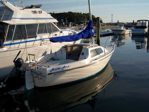 Sandpiper 565 1979 Southeast Massachusetts Sailboat For