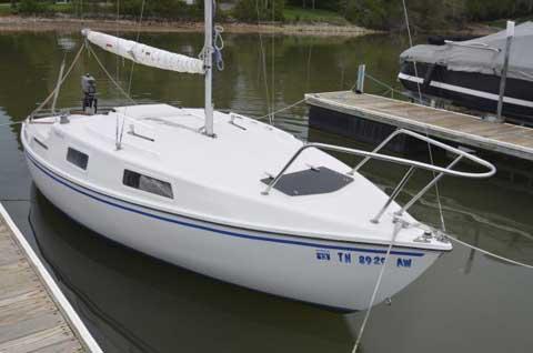 San Juan 21 MK II, 1976 sailboat