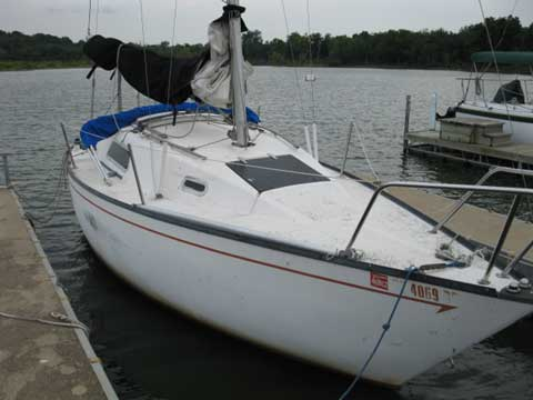 San Juan 23, 1979 sailboat