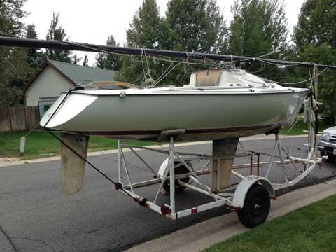 Santana 20, 1982 sailboat