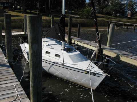 Santana 2023C, 1993 sailboat