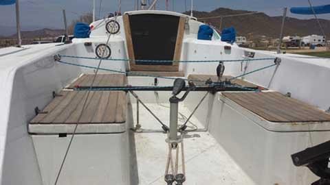 Santana 2023r, 1995 sailboat