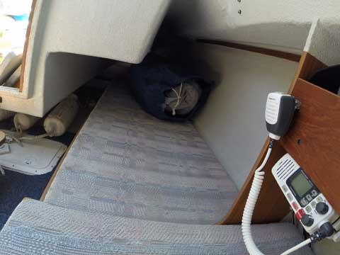Santana 2023C, 1994 sailboat