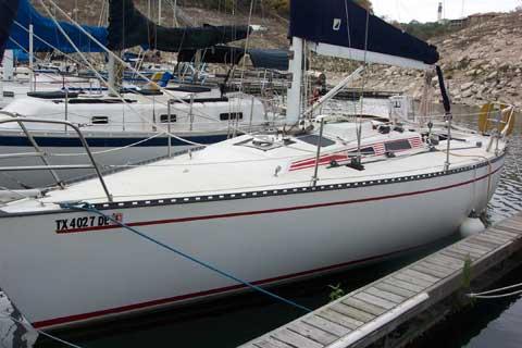 Santana 30/30, 1984 sailboat