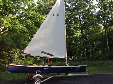 Saroca 17, 1982 sailboat