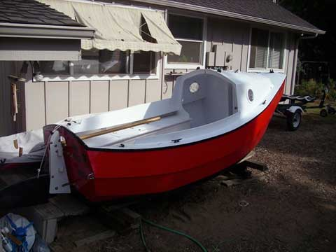 SCAMP, 2012 sailboat
