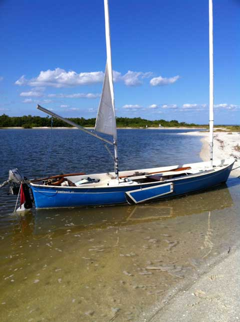 Sea Pearl 21, 2000 sailboat