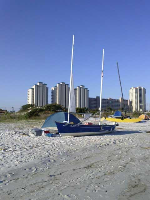 Sea Pearl 21, 1984 sailboat