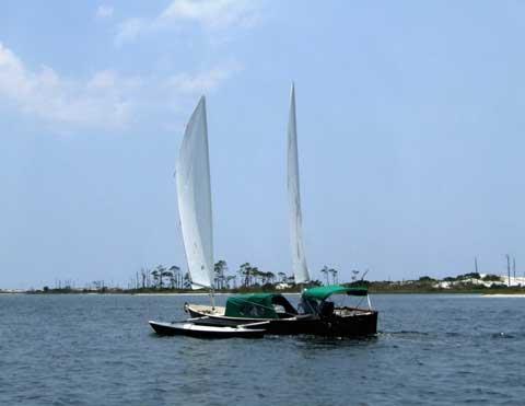 SeaPearl Tri-Sport, 1994 sailboat