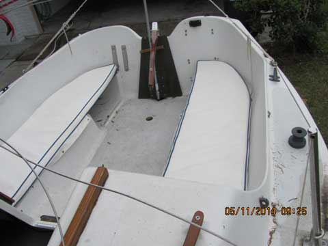 Seaward Fox 17ft 1990 Mims Florida Sailboat For Sale
