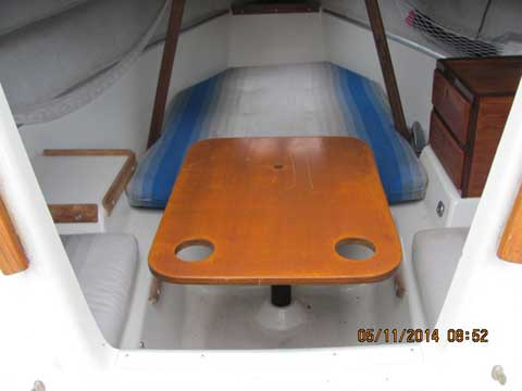 Seaward Fox, 17ft., 1990 sailboat
