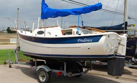 Seaward Fox, 1993 sailboat
