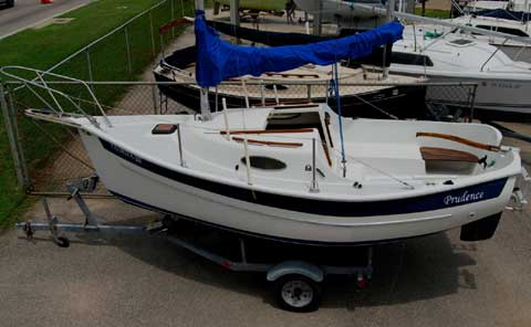 Seaward Fox 1993 Lewisville Texas Sailboat For Sale