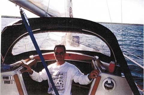 Hake Yachts Seaward 23, 1996 sailboat