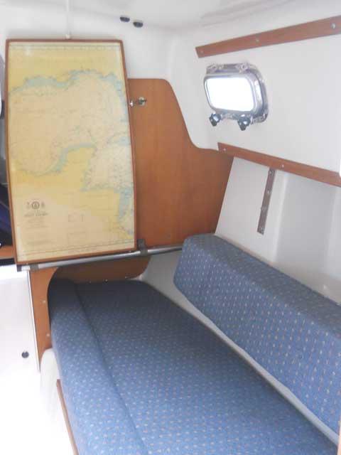 Seaward 25, 1995 sailboat