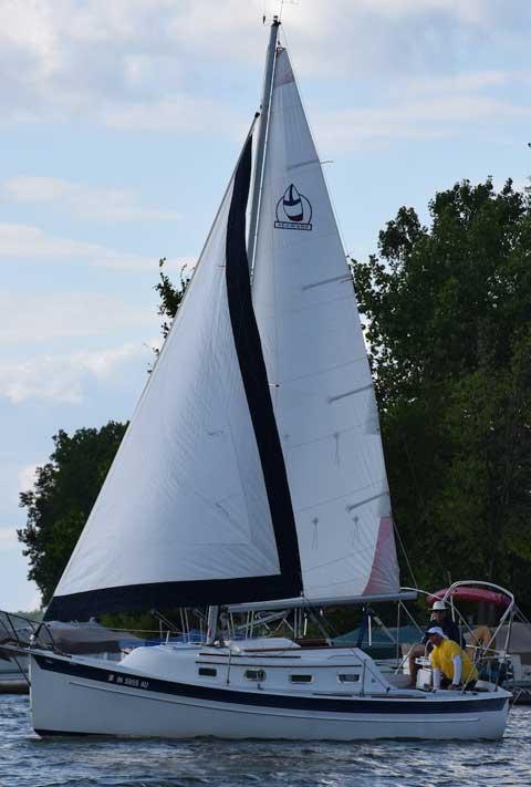 Seaward 25, 1991 sailboat