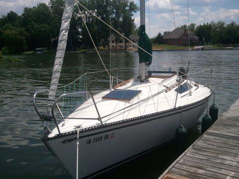 Seidelmann 25, 1978 sailboat
