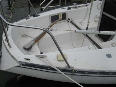 Seidelmann 25, 1979 sailboat