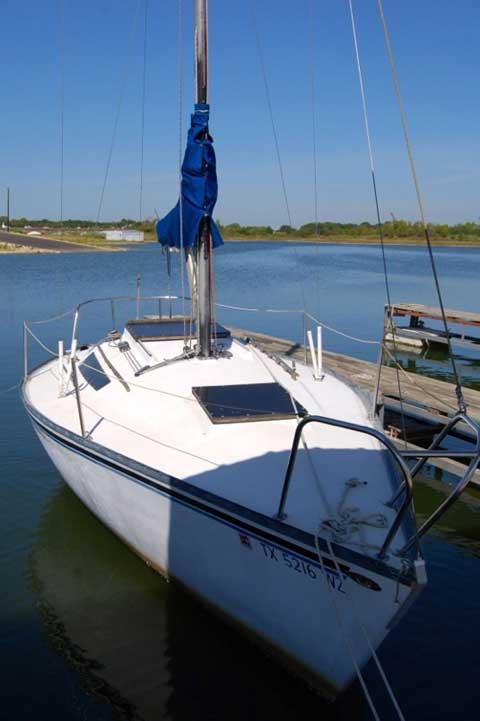 Seidelman 25, 1979 sailboat