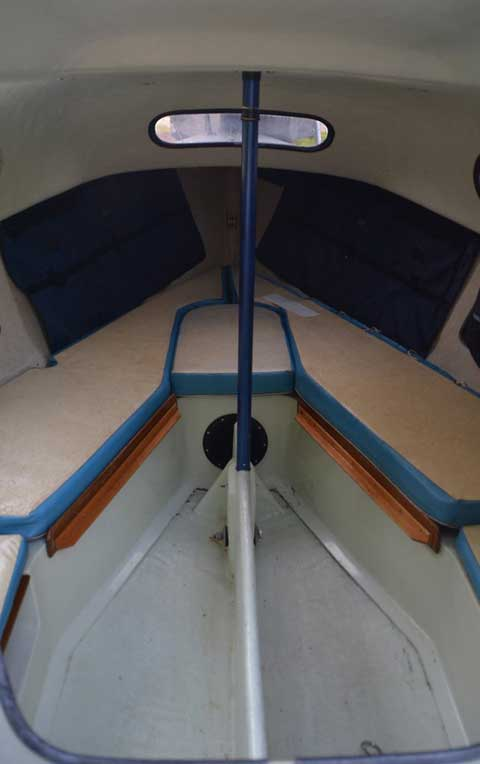 Siren 17 1981 La Moille Illinois Sailboat For Sale