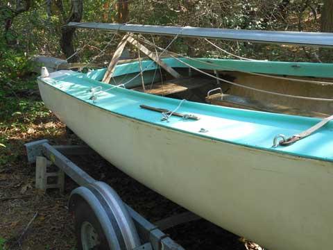 SkiBreeze, 18.5, 1960 sailboat