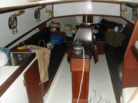 Skimmer 30, 2000 sailboat