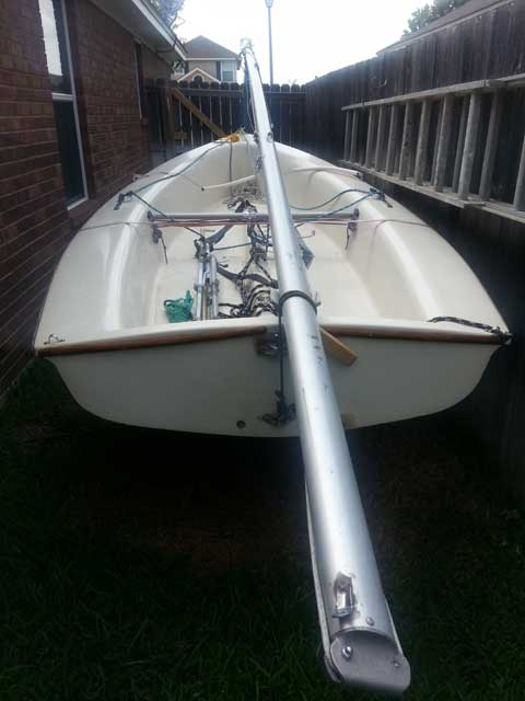 Skip Jack, 15ft., 1968 sailboat
