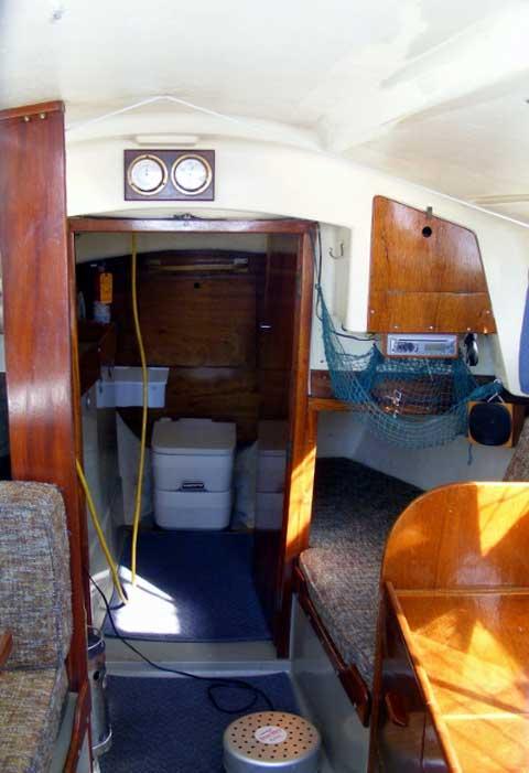 Snapdragon 26, 1967 sailboat