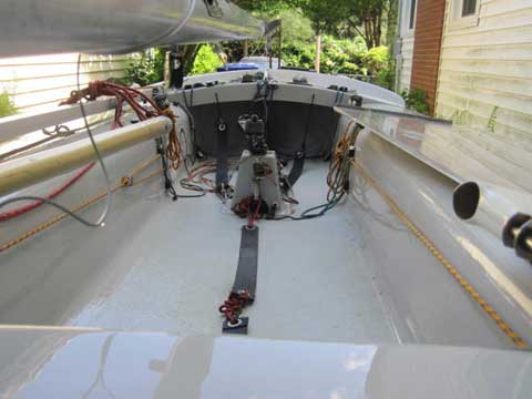 Mueller Snipe, 1991 sailboat
