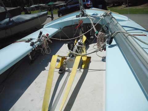 McLaughlin Snipe, 1988 sailboat