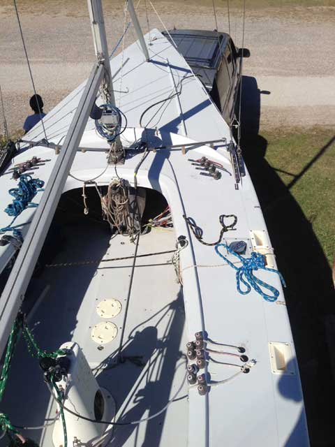 Soling 26 1984 Oklahoma City Sailboat For Sale From