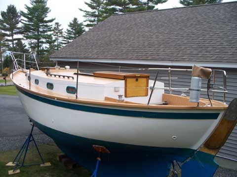 Southern Cross 31, 1988 sailboat
