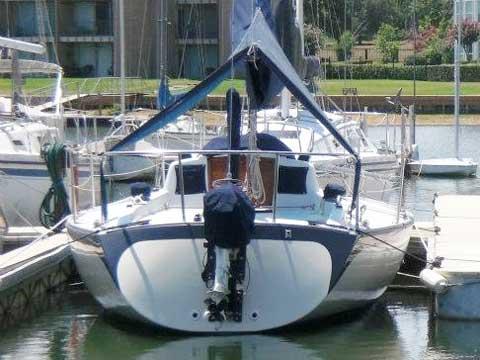 Soverel 26, 1976 sailboat