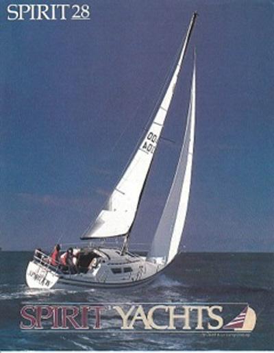 Glastron Spirit 28, 1980 sailboat
